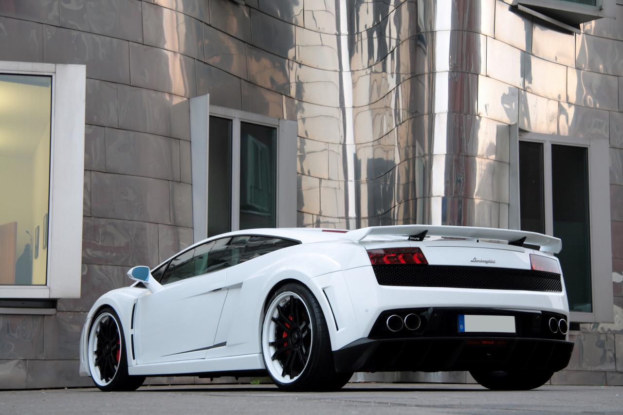 Lamborghini Gallardo White Edition - фотография №2