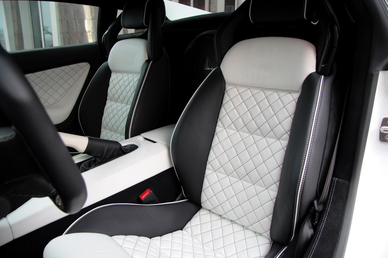 Lamborghini Gallardo White Edition - фотография №7