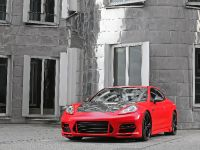 Anderson Germany Porsche Panamera Red