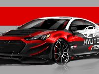 ARK Hyundai Genesis Coupe R-Spec Track Edition