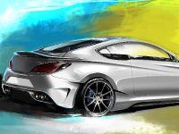 Ark Performance Hyundai Legato Concept Genesis Coupe