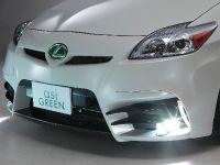 asi Green Toyota Prius