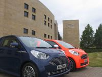 Aston Martin Cygnet 2011 - Bridgestone Eco-Rally