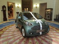 Aston Martin Cygnet - birthday present