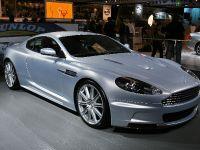 Aston Martin DBS Frankfurt 2011