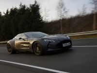 Aston Martin One-77 high speed testing
