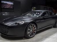 Aston Martin Rapide S Paris 2014