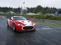 Aston Martin V12 Zagato at the Nurburgring