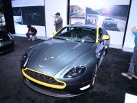 Aston Martin V8 Vantage GT New York 2014
