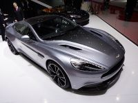 Aston Martin Vanquish Centenary Geneva 2013