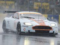 Aston Martin wet Le Mans