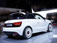 Audi A1 2.0 T quattro Geneva 2012