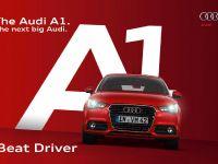 Audi A1 Beat Driver