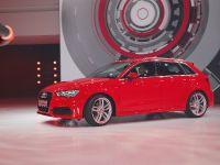 Audi A3 Sportback Paris 2012