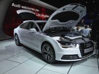 Audi A7 Sportback h-tron Los Angeles 2014