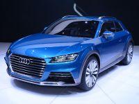 Audi Allroad Shooting Brake Detroit 2014