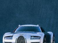Audi Design Study at the Autostadt Wolfsburg