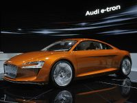 Audi e-tron Los Angeles 2009