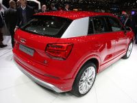 Audi Q2 Geneva 2016
