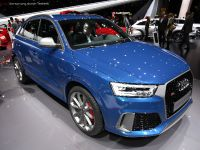 Audi Q3 performance Geneva 2016