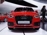 Audi Q3 quattro Frankfurt 2011