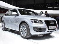 Audi Q5 2.0 T Hybrid Geneva 2011