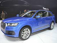 Audi Q7 Detroit 2015