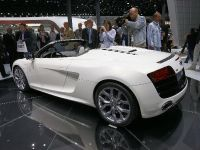 Audi R8 Spyder Frankfurt 2009