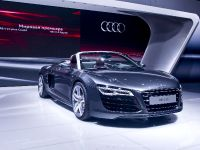 Audi R8 Spyder Moscow 2012