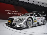 Audi RS 5 DTM Geneva 2013