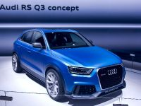 Audi RS Q3 Concept Moscow 2012