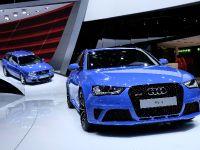 Audi RS4 Geneva 2014