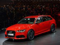Audi RS6 Geneva 2013