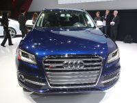 Audi S Q5 Detroit 2013