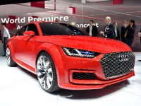 Audi Sportback Concept Paris 2014