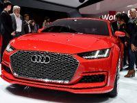 Audi Sportback Concept Paris 2014