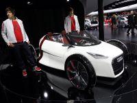 Audi Spyder urban concept Frankfurt 2011