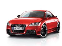 Audi TT Coupe Black Edition With Amplified Black Package