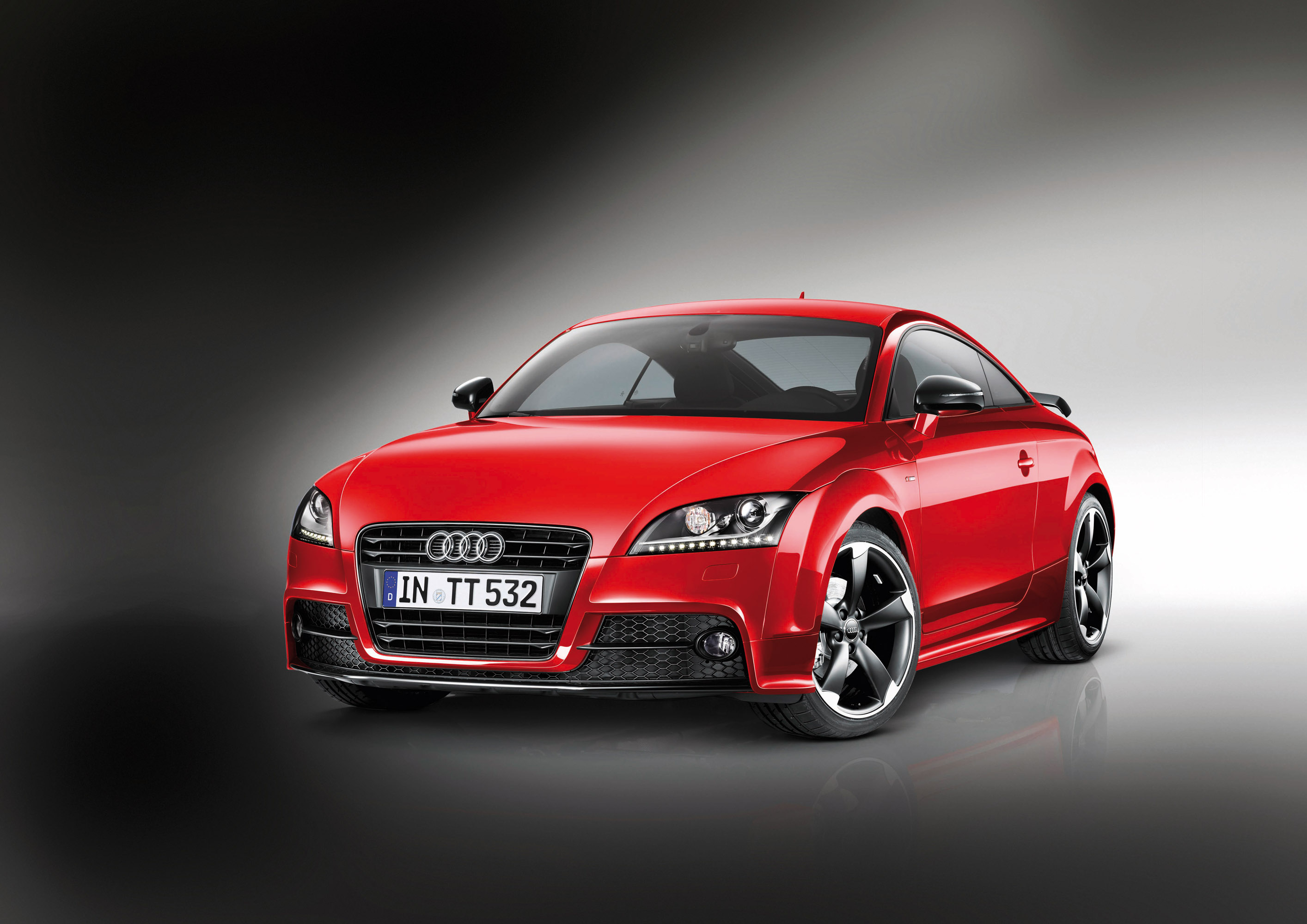 Audi S Competition Package для TT Coupe - фотография №1