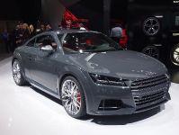 Audi TT Detroit 2015