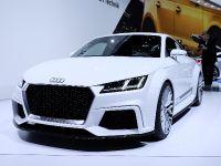 Audi TT Quattro Sport Concept Geneva 2014