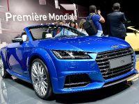 Audi TTS Paris 2014