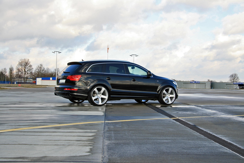 AVUS PERFORMANCE Audi Q7 - немного другой внедорожник - фотография №5