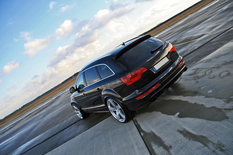 AVUS PERFORMANCE Audi Q7 - немного другой внедорожник - фотография №10