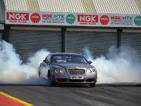 Bentley Continental GT drag