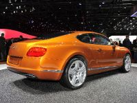 Bentley Continental GT Geneva 2011