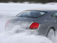 Bentley Continental GT - Power on Ice