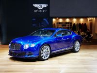 Bentley Continental GT Speed Moscow 2012