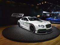 Bentley Continental GT3 Los Angeles 2012