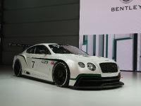 Bentley Continental GT3 Paris 2012